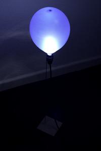 BalloonLamp blue by Philipp_Wand