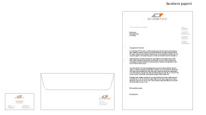 Coretec - business papers - by Philipp Wand