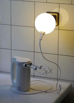 LampJack Plugged Mixer by Philipp Wand