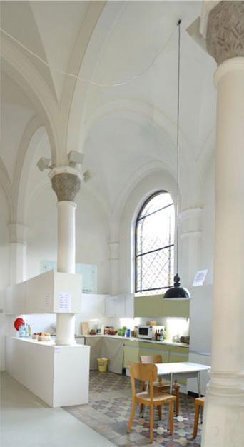 Kuechenbar - Hannover Kunstverein - index3 - by Philipp Wand and Danasz Bourski